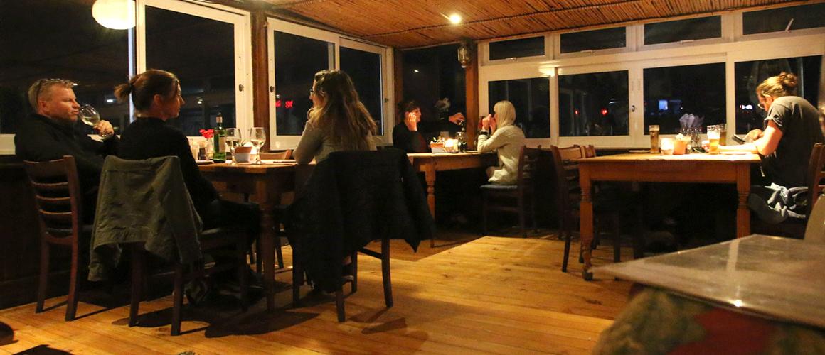 Brass Bell Cabin Restaurant